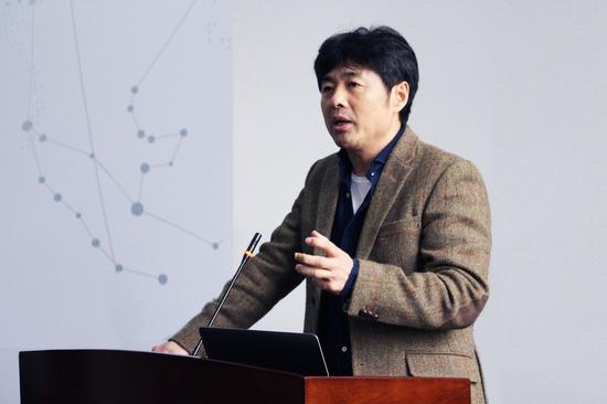 禾多科技联合创始人孙玉国发言