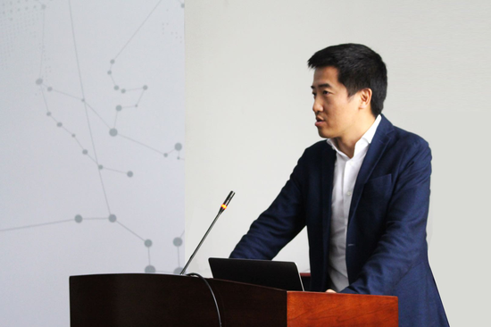 禾多科技创始人兼CEO倪凯发言