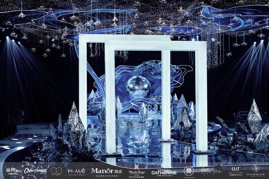 武汉万达瑞华酒店举办『瑞潮』主题婚礼展