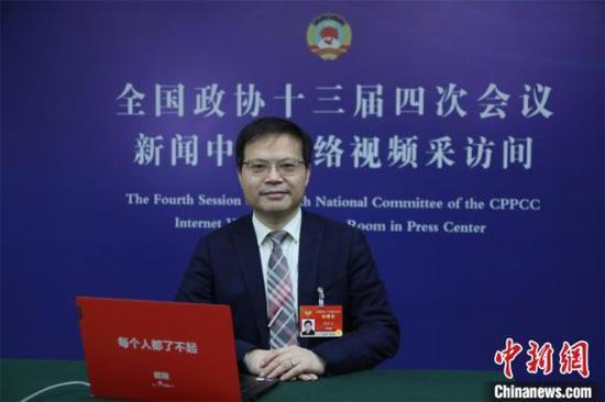 全国政协委员龚胜生。受访者供图