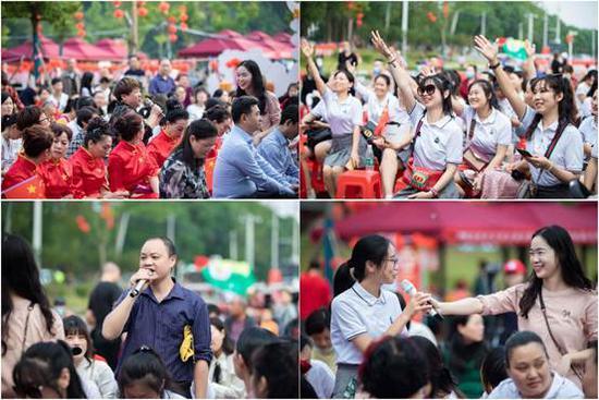 长江读书节第一届阅读马拉松首场活动在当阳举办