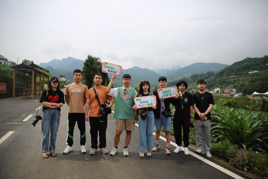 第二站:石柱乡村旅游旅游点