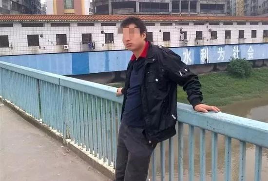 ▲钟道琼发布在QQ空间的王海涛照片。受访者供图