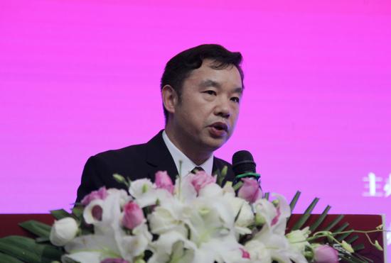 华中科技大学党委副书记马建辉
