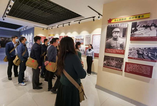 武汉市委党校第20期街道(乡镇)班赴红安异地教学