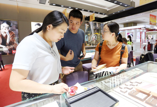 荆门市市场监管局开展黄金珠宝类商品专项抽检