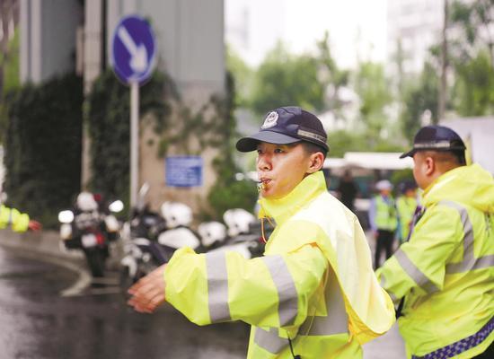 武汉交警发布系列便民措施护航高