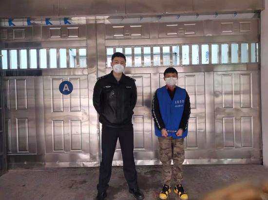 怀化鹤城警方侦破涉疫情诈骗案