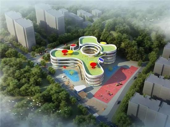 万华城幼儿园