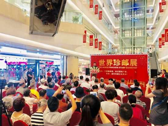 """世界第一枚邮票""""黑便士""""登陆武汉国广 市民可免费参观"""