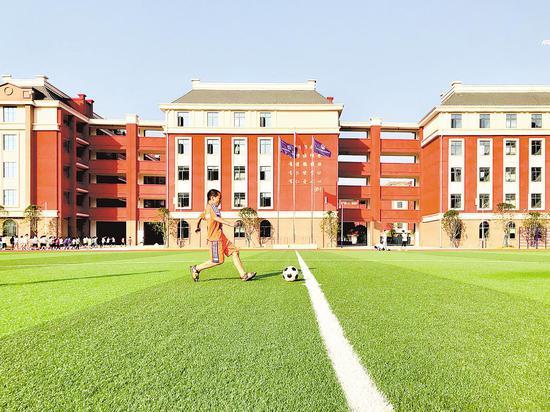 咸宁三年增加义务教育学位近2万