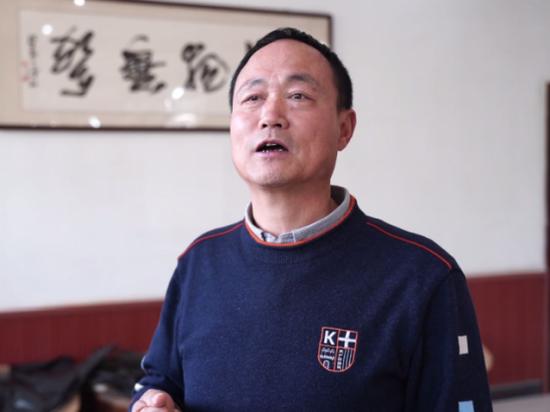 张隽 武汉市红界山茶文化旅游度假区董事长