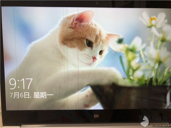 网友投诉小米:笔记本电池出现鼓包 屏幕出现竖线