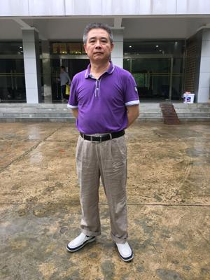 华中科技大学环境科学与工程学院教授陈海滨