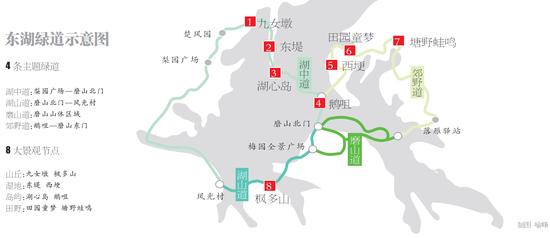 武汉东湖绿道在联合国人居大会上获全球推介图片