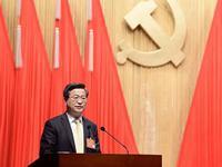 陈一新当选武汉市委书记 万勇陈瑞峰当选市委副书记