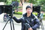 枣阳男生拍家乡短片上新闻联播 曾拍武汉style宣传片