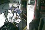 """""""路怒族""""撞车后殴打公交司机 小车司机被拘5天"""