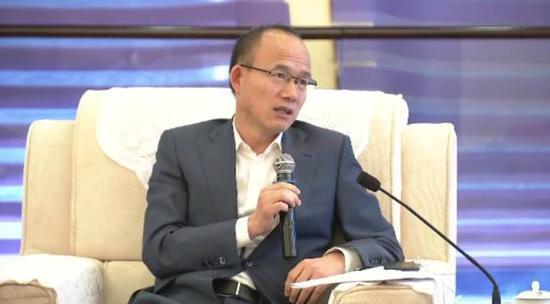 郭广昌 复星集团董事长