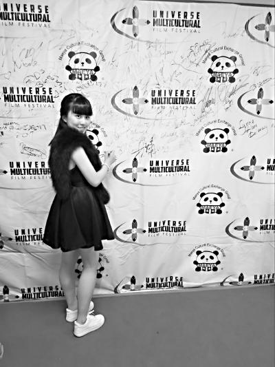 15岁的武汉姑娘韩丽轩获最佳儿童短剧与最佳青年编剧大奖