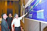 马云等民营企业家组团来汉考察 计划打造无现金城市