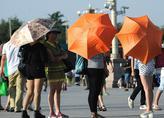 高温黄色预警:湖北山东等9省份有35℃以上高温