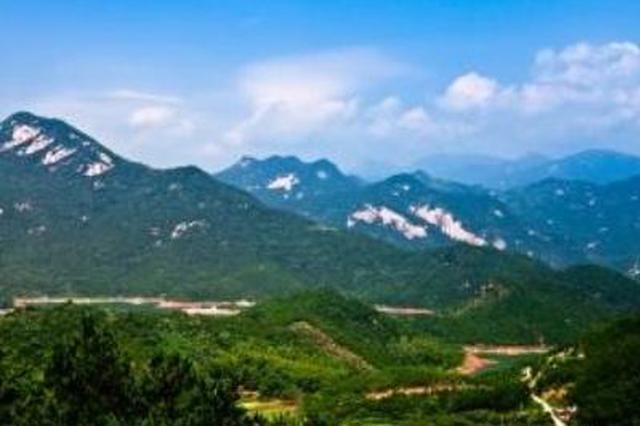 黄冈大别山申报世界级地质公园 联合国下月将验收