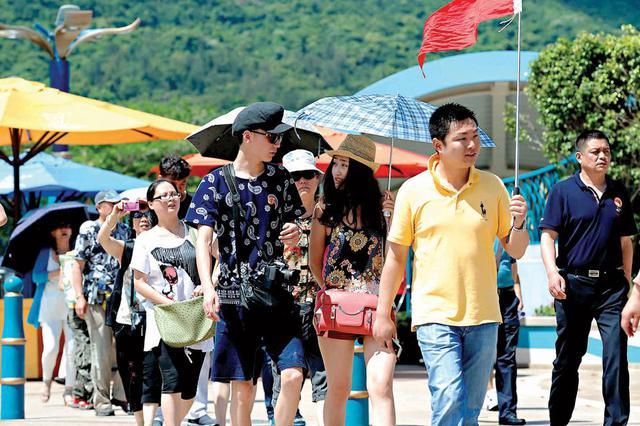 中国出境旅游者达6203万人次 武汉人数全国排第八