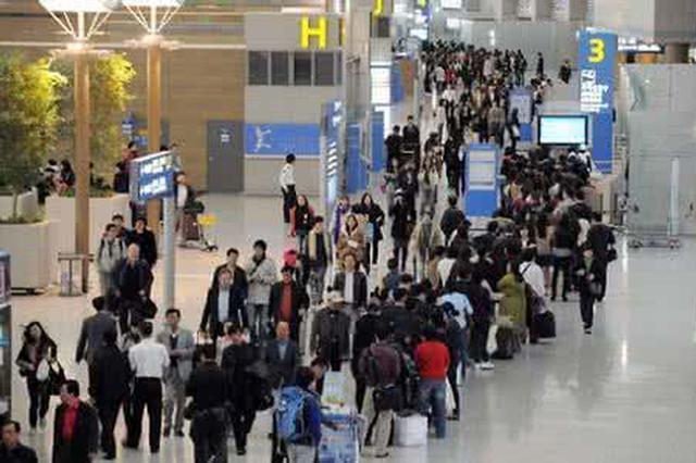 上半年中国旅游出境报告:武汉出境游人数全国排第8