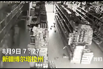 直击新疆精河地震:吊顶、超市货物明显摇晃