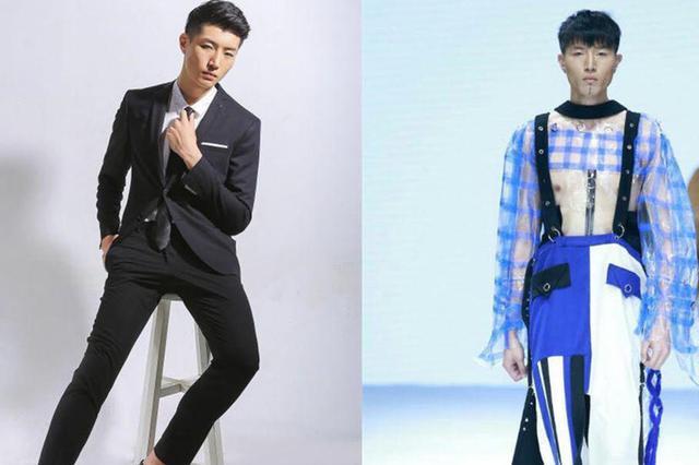 武汉小伙吃苹果健身两月瘦40斤 获全国模特比赛冠军