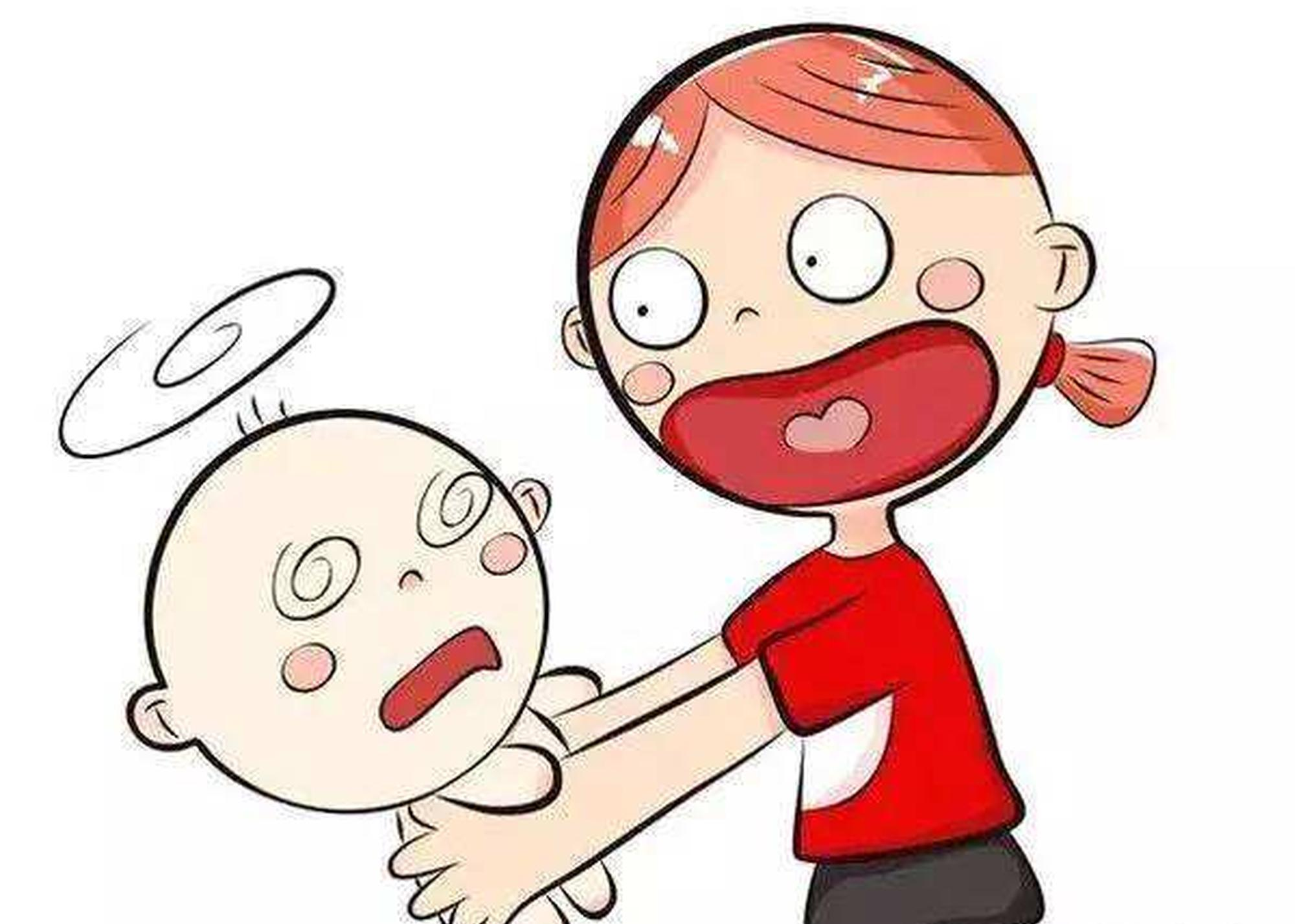 母亲为头部摔伤孩子按摩 不料致其失血性休克