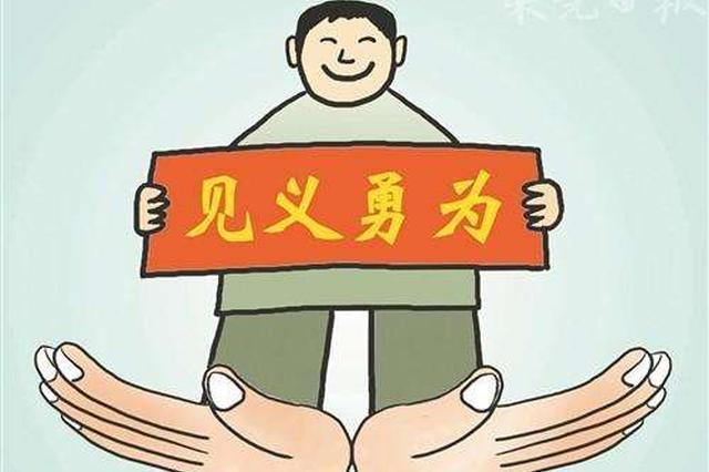 """冲入火场勇救15人 网友点赞湖北""""最美的哥"""""""