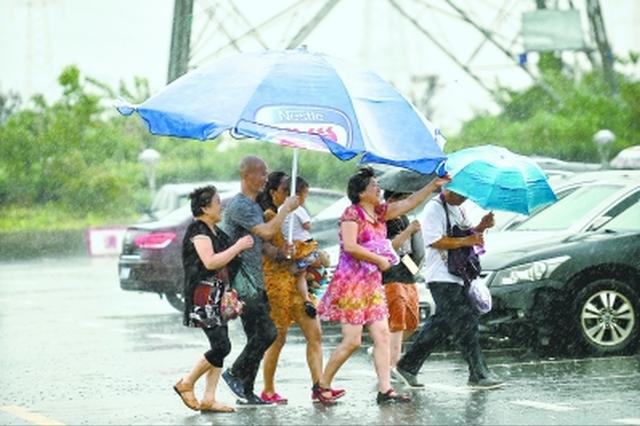武汉本周后期受台风影响 预计气温将会有所下降
