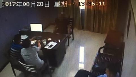 高速路上逆行违停记24分 男子网上找黄牛销分被骗