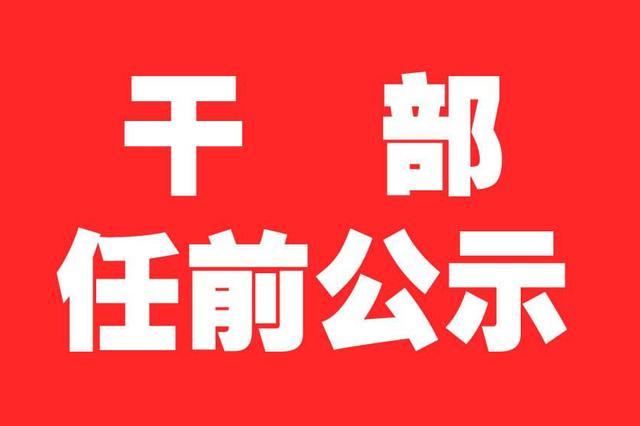 武汉一名市管干部任前公示公告(图/简历)