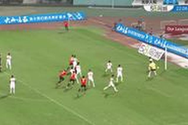 武汉卓尔0:1负北京人和 冲超希望彻底破灭