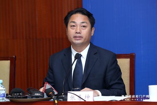 湖北省红安县教育局局长张喜坤就学习体会和贯彻落实情况发言