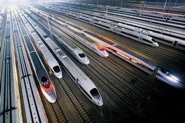 """铁路调图 长江中游城市群正式迈入""""2小时经济圈"""""""