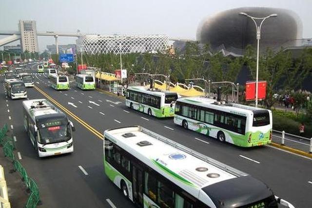 9月23日起武汉部分公交车线路有变