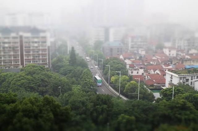 武汉未来三天阴雨相伴 最高气温将升至30℃