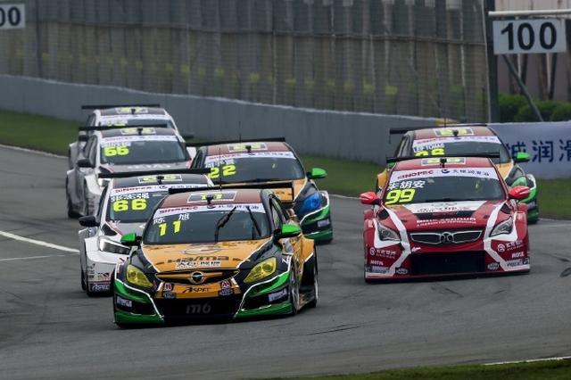 武汉也有房车锦标赛了 CTCC中国房车锦标赛11月开赛
