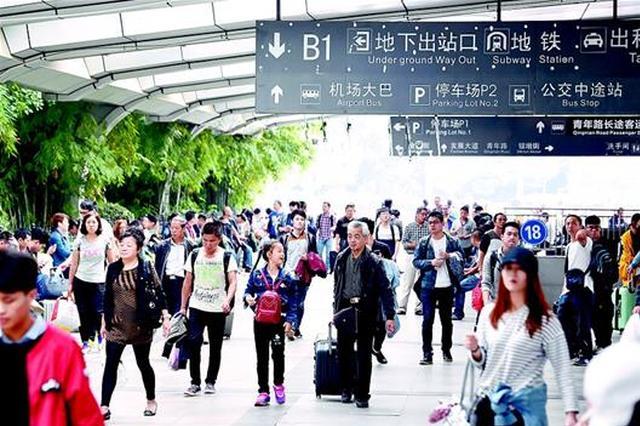 黄金周4600多万人次游湖北 旅游总收入345.63亿元