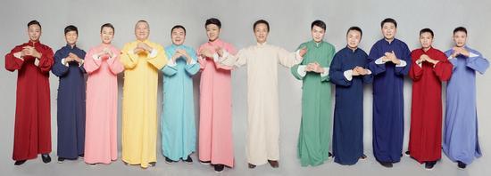 天乐社成员