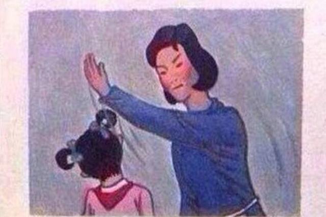 """网传""""女老师扇孩童耳光""""?被打者是老师亲生女儿"""