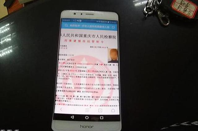湖北民警赶到宾馆夺过女子手机 阻其向骗子转账13万