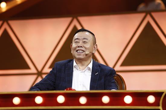 潘长江《喜剧狂》挖掘喜剧新人才