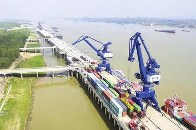 长江中游航运中心港航联盟在汉成立 涵盖鄂湘赣三省