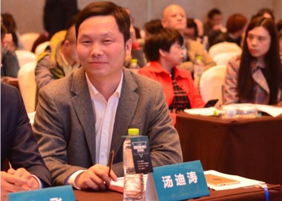 网贷之家CEO汤迪涛