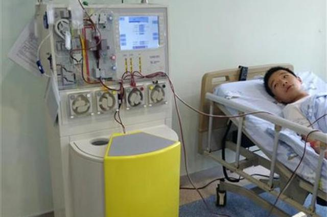 14岁哥哥捐献造血干细胞 救4岁患高危白血病妹妹